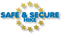 SAFE & SECURE HIKE